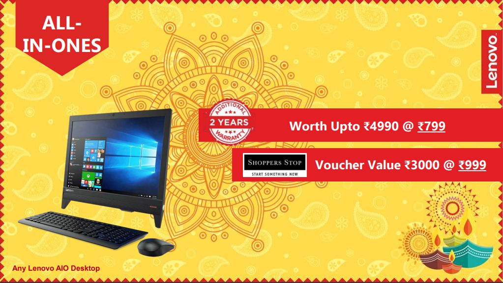 Laptop Diwali Offer