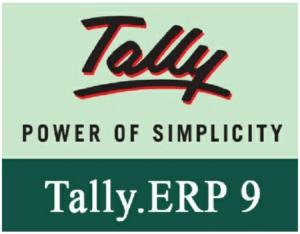 Tally.ERP 9 for GST