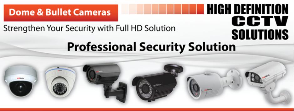 World Class HD Quality Night Vision CCTV Cameras