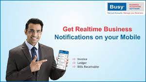 Busy Ne launch kiya apna Whatsapp jaisa Mobile App