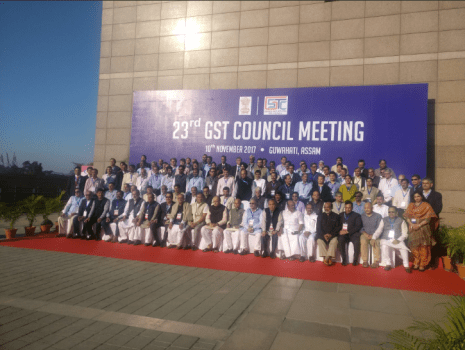 Key Notes of GST Council Meeting held on 10 Nov, 2017