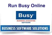 How to run your Busy Accounting Software Online On Laptop or Mobile